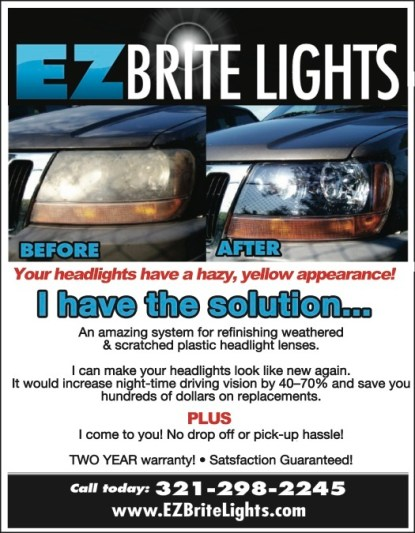 EZ Brite lights 1