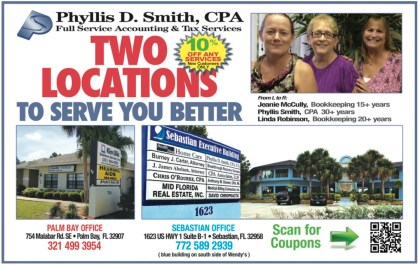 Phyllis D. Smith, CPA