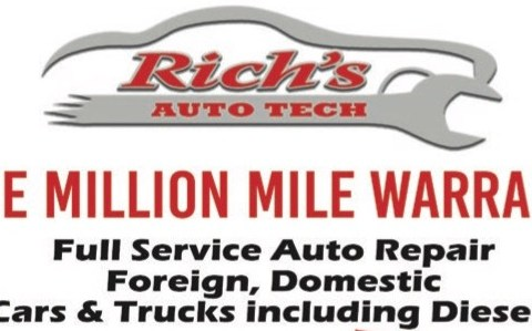 Permalink to: Business of the Month – Rich's Auto Tech