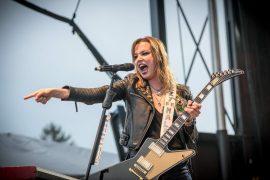 Halestorm - Photo by Jim Gilbert / NYSmusic.com