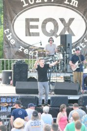 Rockin on the River, with Stellar Young and The So So Glos