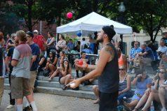 Alive @ 5 Thursday, July 21 Ali Hibbs/Spotlight