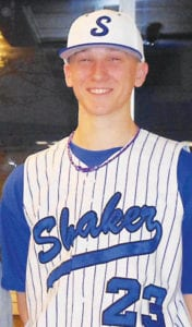 Jeff Hoffman has come a long way since his senior year at Shaker High School in 2011. Spotlight file photo