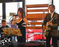 Off The Record performs at the Galleria 7 Harvest Festival.