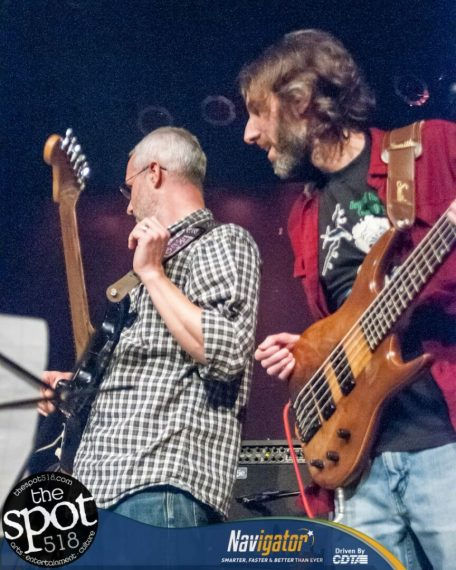 Ominous Seapods at Cohoes Music Hall on Jan. 12, 2018