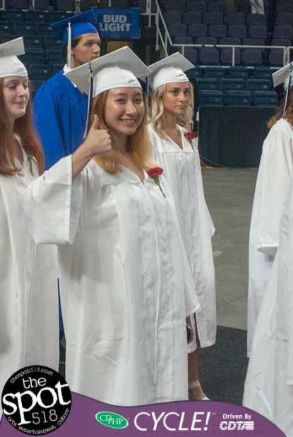 SPOTTED: Shaker High School Graduation on Saturday, June 29, 2019