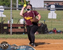 beth-col softball-2-15