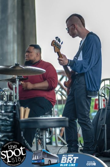 Yam Yam and Hartley's Encore at Alive at Five on Wednesday, July 21, 2021.
