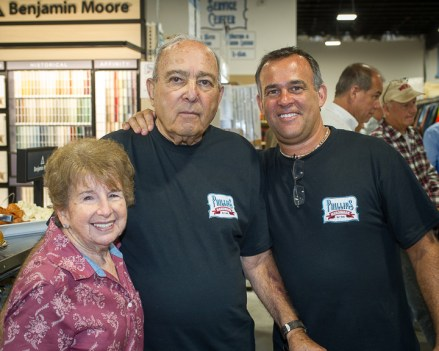 Phillips Hardware's new store in Altamont hosted its Grand Opening Celebration Sept. 10-12.