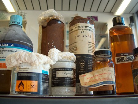 Risk Management Tips For Purchasing Lab Chemicals
