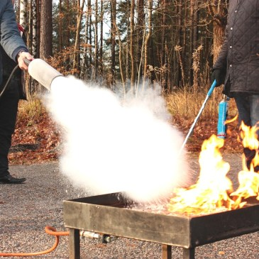 Fire Extinguisher Safety: How Effective is Your Program?