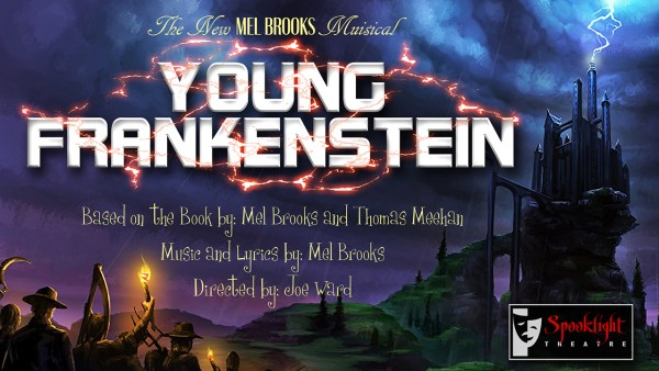 Young Frankenstein Logo - 1280x720
