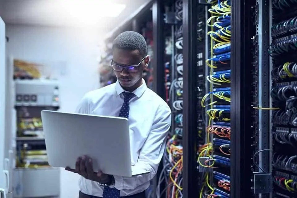 IT Person Troubleshooting (Forbes)