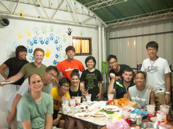 mid autumn moon festival barbecue chinese holiday taiwan