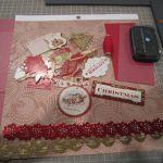 Handmade Christmas Gift #3: Gift Card Wraps