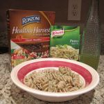 Quick and Easy Recipe: Pesto Pasta