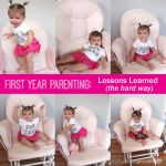 First Year Parenting: Lessons Learned the Hard Way
