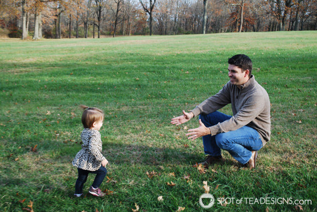 10 Signs He's a Good Dad to a Daughter #parenting | spotofteadesigns.com
