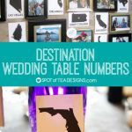 Table Numbers: Destinations