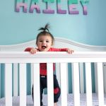 Under the Sea Nursery: Ombre Letters
