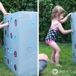 Under the Sea Birthday Party | DIY Punch Box Tutorial