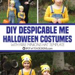 DIY Despicable Me Halloween Costumes