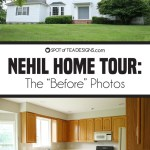 Nehil Family Home | Before Photos