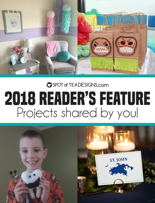 2018 Spotofteadesigns.com Reader's Feature