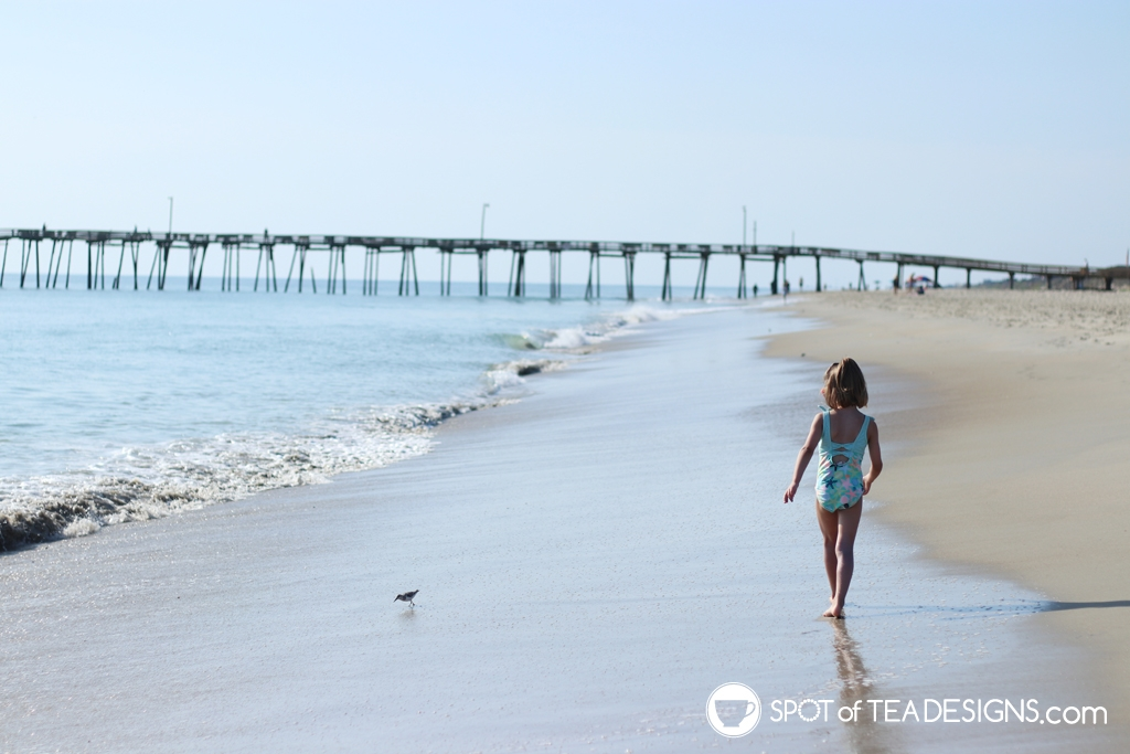 Nags Head North Carolina Family Vacation Guide | spotofadesigns.com