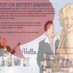 spot on entertainment stockport
