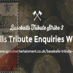 Baseballs Tribute Strike 3