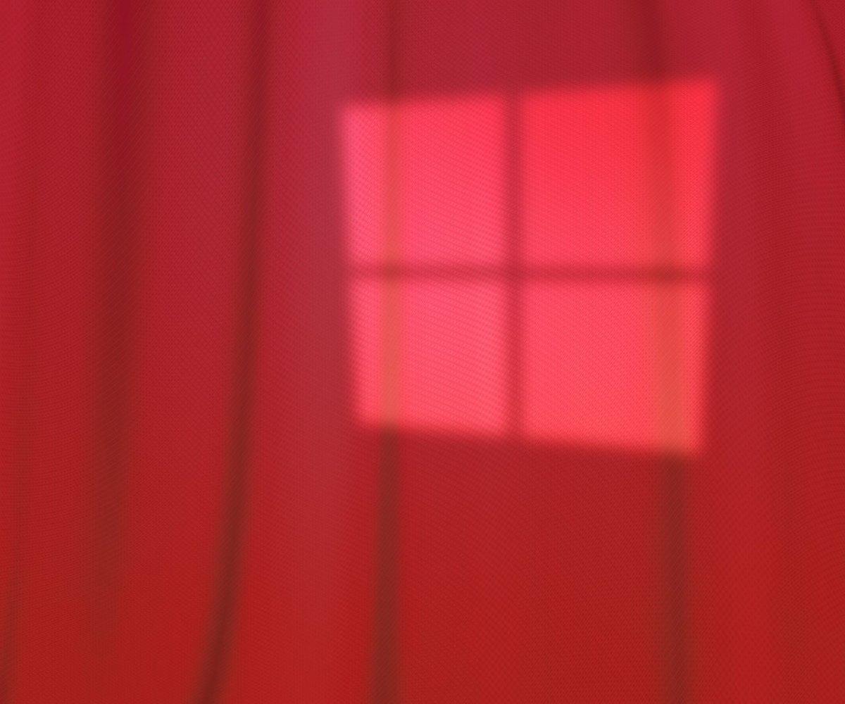 red-window-lights-studio