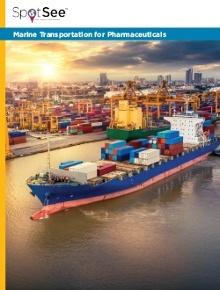 Marine Transportation for Pharmaceuticals