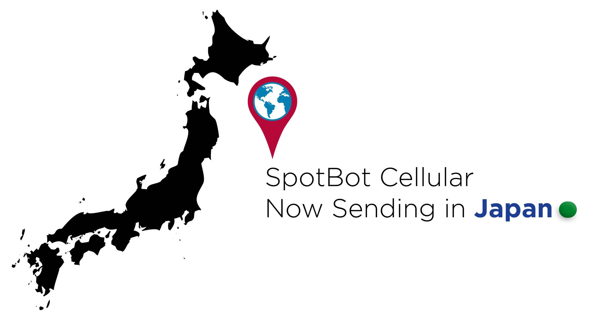 SpotBot Cellular is Certified in Japan