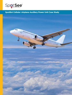 Airplane Auxiliary Power Unit Case Study: SpotBot Cellular