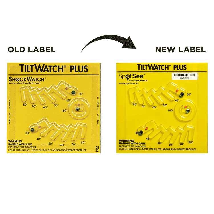 TiltWatch Plus Before & After Rebrand