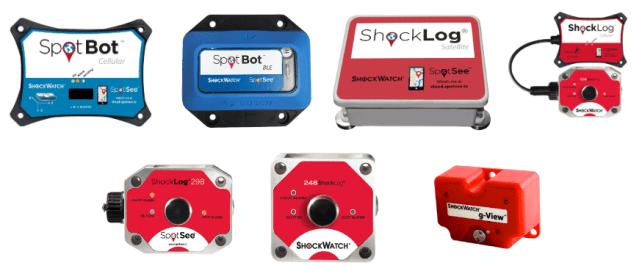 Impact Monitors, SpotSee products