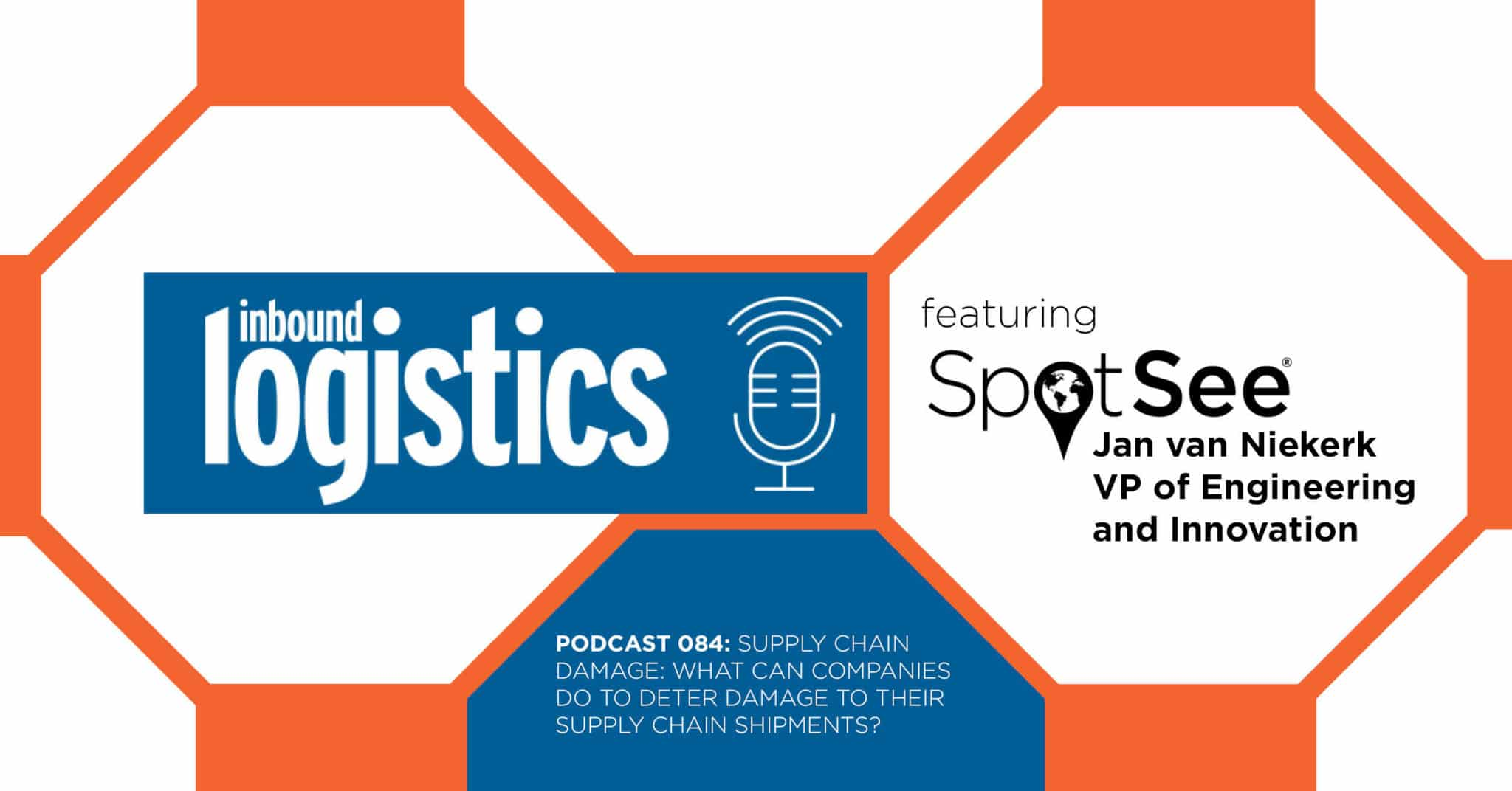 SpotSee Featured on Inbound Logistics Podcast