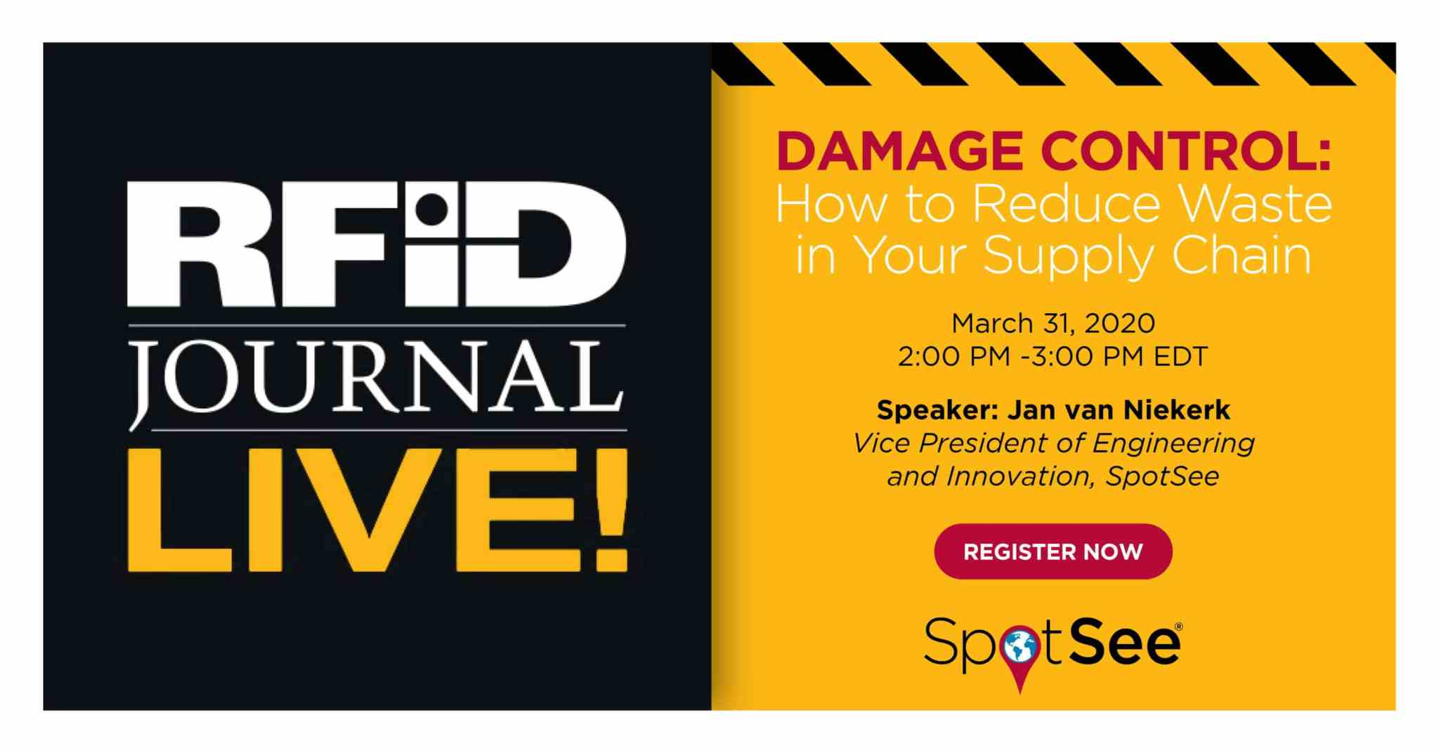 Free Webinar <br></noscript> Damage Control: How to Reduce Waste in Your Supply Chain