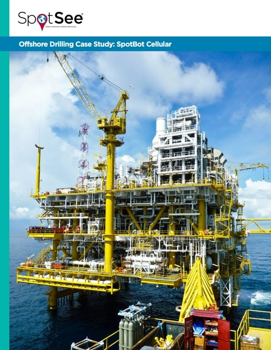 Offshore Drilling Case Study: SpotBot Cellular