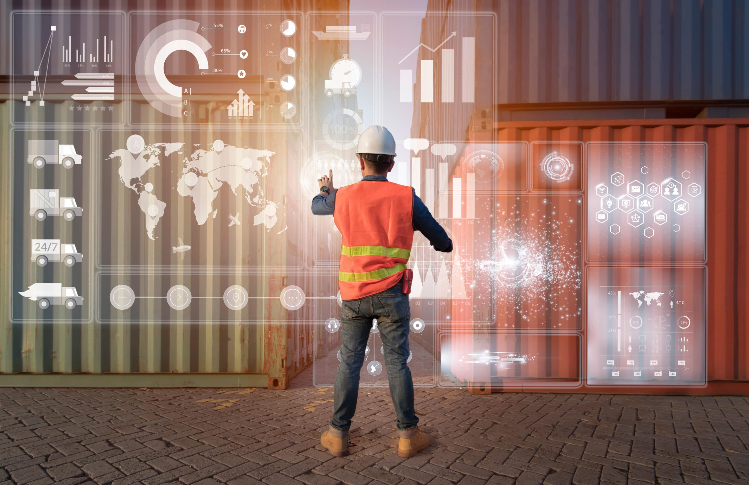 Smart Technologies – Like RFID Labels – Transform Supply Chain in 2020