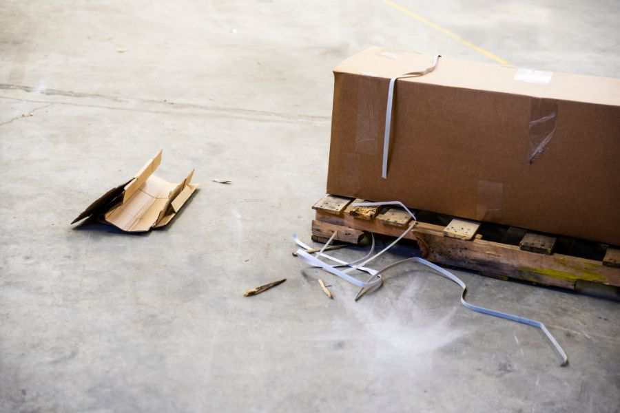 Preventing Common Types of Shipping Damage