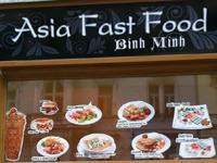 Vietnamská bistra a restaurace v Praze