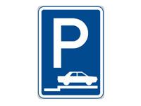Parkovací místa v ČR