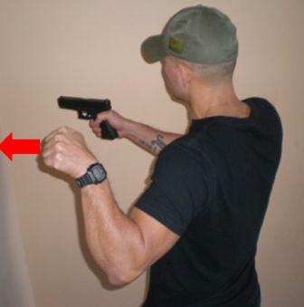 Prepare for Action-Fist Pump