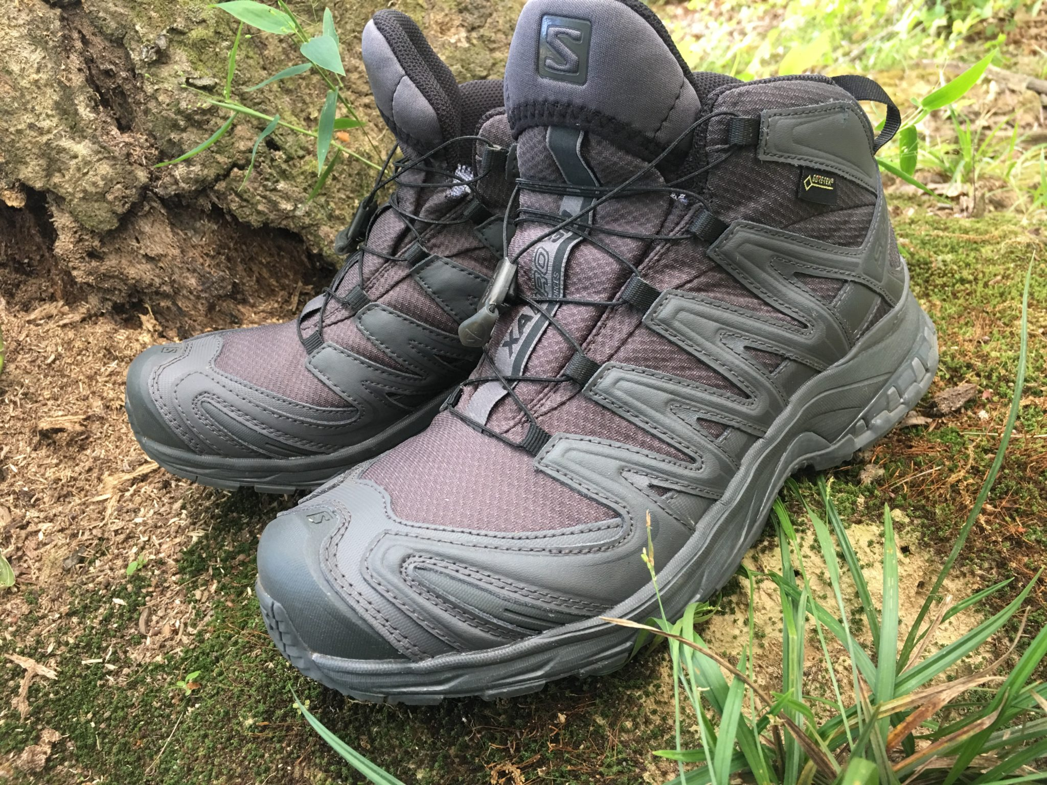 Test Salomon XA Pro 3D Mid GTX FORCES