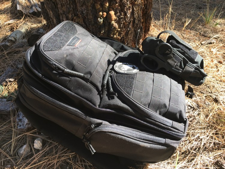 Propper Expandable Backpack with Dark Angel Medical D.A.R.K. trauma kit.