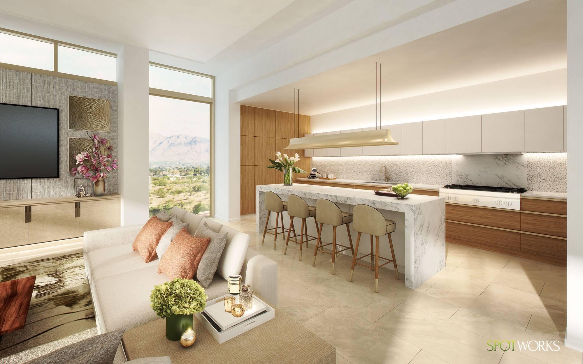 Top 5 Kitchen Rendering Design Kitchen For Home Dinning
