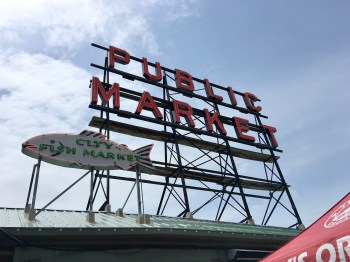 Family Travel Guide – Seattle: Pike Place Market – Spousesproutsandme.wordpress.com