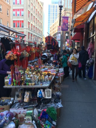 Travel Guide - Boston on a Budget: China Town - www.spousesproutsandme.com